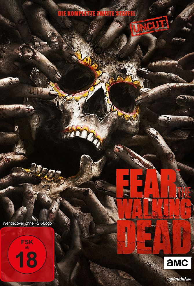 Fear the Walking Dead - 2. Staffel uncut