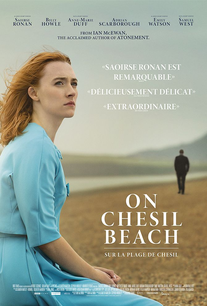On Chesil Beach - Sur la plage de Chesil