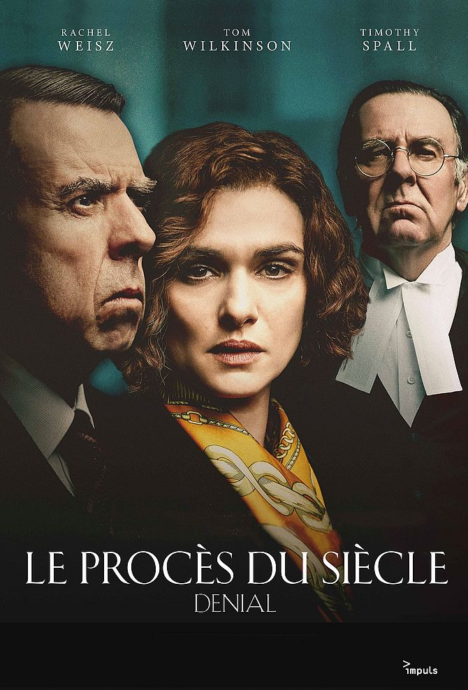 Le proces du siecle - Denial