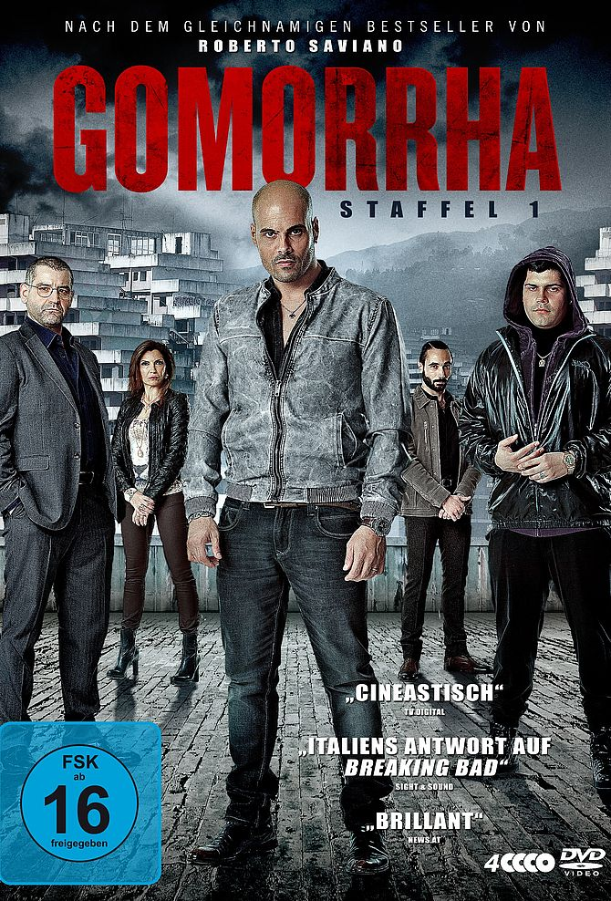 Gomorrha - Staffel 1