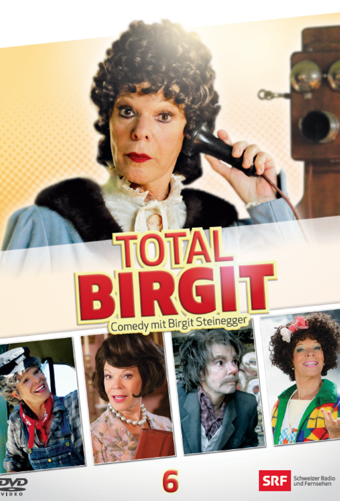 Total Birgit Vol. 6
