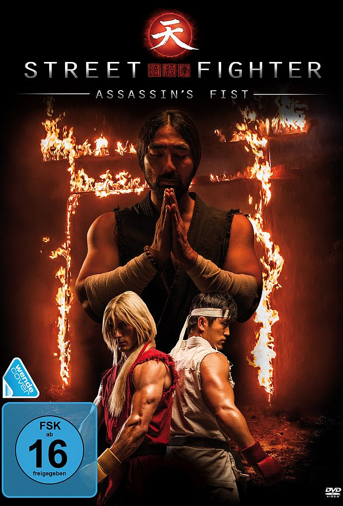 Street Fighter - Assassin's Fist