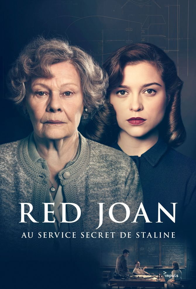 Red Joan - Au Service Secret de Staline