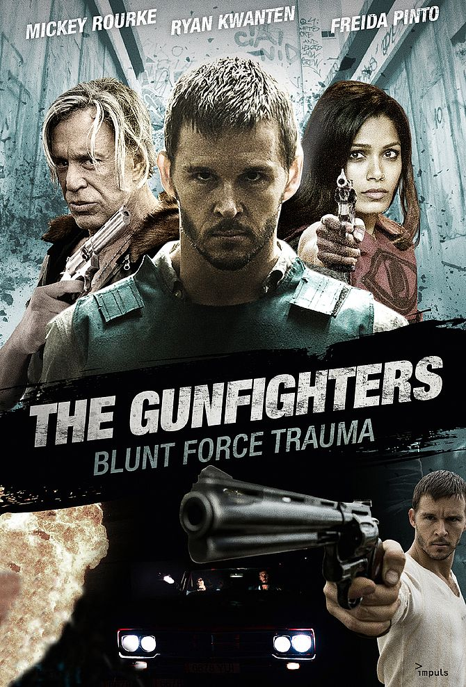 The Gunfighters: Blunt Force Trauma